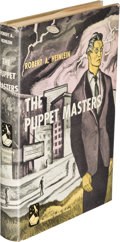 Books:First Editions, Robert A. Heinlein. The Puppet Masters. Garden City: 1951.First edition. ...