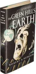 Books:First Editions, Robert A. Heinlein. The Green Hills of Earth. Chicago: 1951. First edition. Signed....