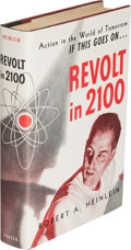 Books:First Editions, Robert A. Heinlein. Revolt in 2100. Chicago: 1953. Firstedition. Signed....