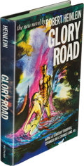 Books:Fine Press and Limited Editions, Robert A. Heinlein. Glory Road. New York: 1963. Firstedition....