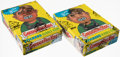"Non-Sport Cards:Unopened Packs/Display Boxes, 1985 Topps ""Garbage Pail Kids"" Stickers Series 12 Wax Box Pair (2 Boxes)...."