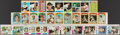 Baseball Cards:Lots, 1964-74 Topps Uncut Panels Lot of 3.... (Total: 3 items)