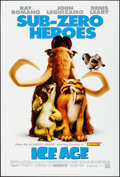 Movie Posters:Animation, Ice Age & Other Lot (20th Century Fox, 2002). Rolled, Very...