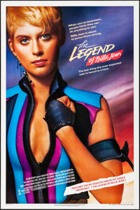 "The Legend of Billie Jean & Other Lot (Tri-Star, 1985). Rolled, Very Fine. One Sheets (3) (27.25"" X 41""..."