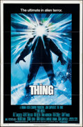 Movie Posters:Horror, The Thing (Universal, 1982). Folded, Fine/Very Fine.