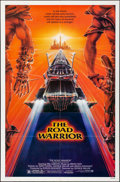 Movie Posters:Science Fiction, The Road Warrior (Warner Brothers, 1982). Folded, Very Fin...