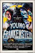 Movie Posters:Comedy, Young Frankenstein (20th Century Fox, 1974). Folded, Very ...