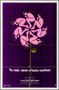 Movie Posters:Drama, The Magic Garden of Stanley Sweetheart (MGM, 1970). Folded...