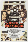Movie Posters:Adventure, The Man in the Iron Mask & Other Lot (NBC, 1977). Folded, ...