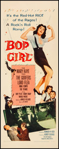 Movie Posters:Musical, Bop Girl Goes Calypso (United Artists, 1957). Very Fine on...