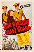 Movie Posters:Serial, Don Winslow of the Coast Guard (Filmcraft, R-1950s). Rolle...