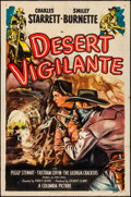 Movie Posters:Western, Desert Vigilante & Other Lot (Columbia, 1949). Folded, Ove...