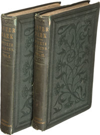 Wilkie Collins. After Dark. London: Smith, Elder and Co., 1856. First edition. Presentation