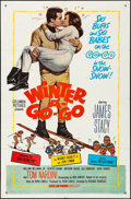 "Movie Posters:Comedy, Winter A-Go-Go & Other Lot (Columbia, 1965). Folded, Overall: Fine/Very Fine. One Sheets (2) (27"" X 41""). Comedy.. ... (Total: 2 Items)"