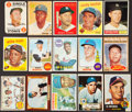 Baseball Cards:Lots, 1952-77 Baseball Collection With Stars & HoFers (208)....