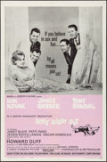 Movie Posters:Comedy, Boys' Night Out & Other Lot (MGM, 1962). Folded, Very Fine...