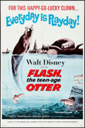 Movie Posters:Adventure, Flash, the Teen-Age Otter & Other Lot (Buena Vista, 1965)....