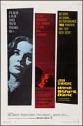 Movie Posters:Drama, Home Before Dark (Warner Brothers, 1958). Folded, Very Fin...