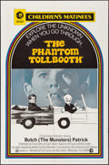 Movie Posters:Animation, The Phantom Tollbooth & Other Lot (MGM, R-1970). Folded, V...