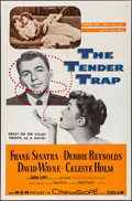 Movie Posters:Comedy, The Tender Trap & Other Lot (MGM, 1955). Folded, Very Fine...
