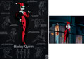 """Animation Art:Production Cel, Batman: The Animated Series """"Harley Quinn"""" Limited-EditionCels Group of 2 Original Art (Warner Bros., 1990s). ..."""