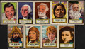 Non-Sport Cards:Sets, 1952 Topps Look-N-See Near Set (122/135). ...