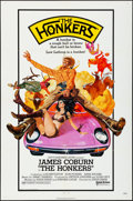 Movie Posters:Western, The Honkers & Other Lot (United Artists, 1972). Folded, Ov...