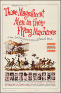 Movie Posters:Adventure, Those Magnificent Men in Their Flying Machines & Other Lot...