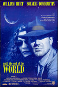 "Movie Posters:Sexploitation, Until the End of the World & Other Lot (Warner Brothers, 1991).Rolled and Folded, Overall: Very Fine-. One Sheet (27"" X 40....(Total: 2 Items)"