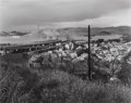 Photographs:Gelatin Silver, Joel Leivick (American, b. 1951). Candlestick Park and View of Crockett, California (2 works), 1980 and 1982. Gelatin si... (Total: 2 )