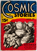 Pulps:Science Fiction, Cosmic Science-Fiction - March 1941 (Albing Publications) Condition: VG....