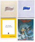 Books:General, Doc Savage-Related Books Group of 13 (Various Publishers, 1976-2013).... (Total: 13 Comic Books)
