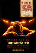 """Movie Posters:Sports, The Wrestler (Fox Searchlight, 2008). Rolled, Very Fine. One Sheet (27"""" X 40"""") SS Advance. Sports.. ..."""