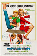"""Movie Posters:Comedy, The Parent Trap (Buena Vista, R-1968). Folded, Overall: Very Fine-. One Sheets (2) (27"""" X 41"""") Styles A & B, Paul Wenzel Art... (Total: 2 Items)"""