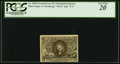 Fractional Currency:Second Issue, Fr. 1289 25¢ Second Issue PCGS Very Fine 20.. ...