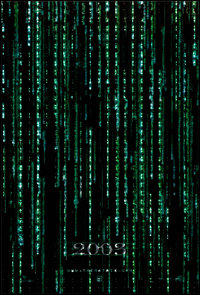 """The Matrix Reloaded (Warner Brothers, 2003). Rolled, Very Fine/Near Mint. Holofoil One Sheet (27"""" X 40"""") SS, T..."""