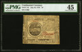 Colonial Notes:Continental Congress Issues, Continental Currency July 22, 1776 $7 PMG Choice Extremely...