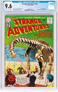 Silver Age (1956-1969):Science Fiction, Strange Adventures #138 (DC, 1962) CGC NM+ 9.6 Off-white to white pages....