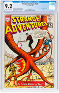 Silver Age (1956-1969):Science Fiction, Strange Adventures #139 (DC, 1962) CGC NM- 9.2 Off-white to whitepages....