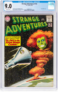 Silver Age (1956-1969):Science Fiction, Strange Adventures #143 (DC, 1962) CGC VF/NM 9.0 Off-whitepages....