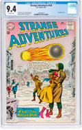Silver Age (1956-1969):Science Fiction, Strange Adventures #149 (DC, 1963) CGC NM 9.4 Off-white pages....