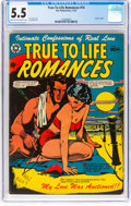 Golden Age (1938-1955):Romance, True-To-Life Romances #14 (Star Publications, 1952) CGC FN- 5.5Light tan to off-white pages....