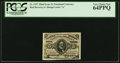 Fractional Currency:Third Issue, Fr. 1237 5¢ Third Issue PCGS Very Choice New 64PPQ.. ...