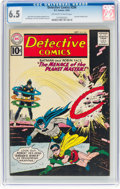 Silver Age (1956-1969):Superhero, Detective Comics #296 (DC, 1961) CGC FN+ 6.5 Off-white to ...