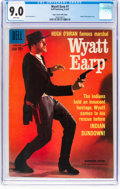 Silver Age (1956-1969):Western, Wyatt Earp #7 Mile High Pedigree (Dell, 1959) CGC VF/NM 9.0 White pages....