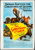 """Movie Posters:Fantasy, The Golden Voyage of Sinbad (Columbia, 1973). Rolled, Fine-.Trimmed Poster (27.5"""" X 40"""") Style A. Fantasy.. ..."""