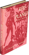 Books:First Editions, Robert Heinlein. Red Planet. New York: 1949. First edition....