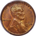 1936 1C Doubled Die Obverse, FS-101, MS64 Red and Brown PCGS. CAC