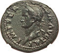 Ancients:Roman Imperial, Ancients: Galba (AD 68-69). AE as (31mm, 10.20 gm, 6h). NGC ChoiceVF 4/5 - 3/5, lt. smoothing....