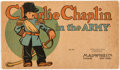 Platinum Age (1897-1937):Miscellaneous, Charlie Chaplin in the Army #318 (Essanay/M. A. Donohue & Co.,1917) Condition: GD....